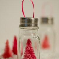Salt Shaker Ornaments