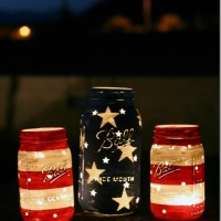 Stars & Stripes Lanterns