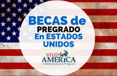 Becas de pregrado en Estados Unidos !