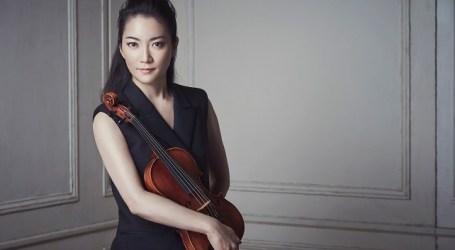La violinista japonesa Akiko Suwanai vuelve a la temporada de la OFGC
