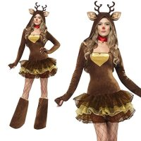 "alt=""raindeer costume"""