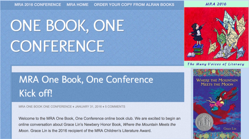One Book One Conference