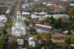Егорьевск, Храм Александра Невского