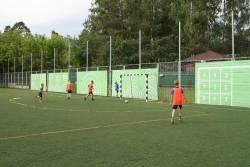 Малое футбольное поле