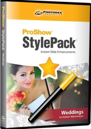 ProShow 8 style transparent Sexy fame - Free