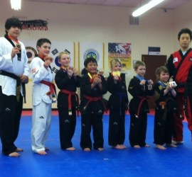 Master Ken's students succeed at championship