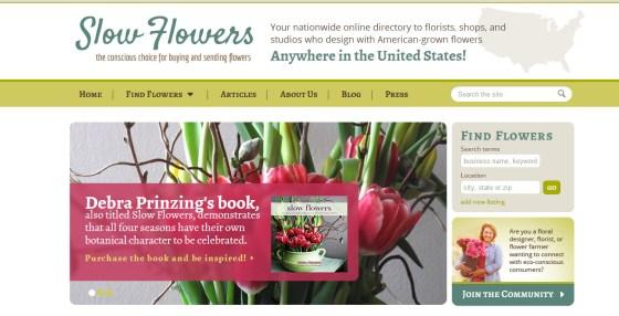 Slow-Flowers-Website