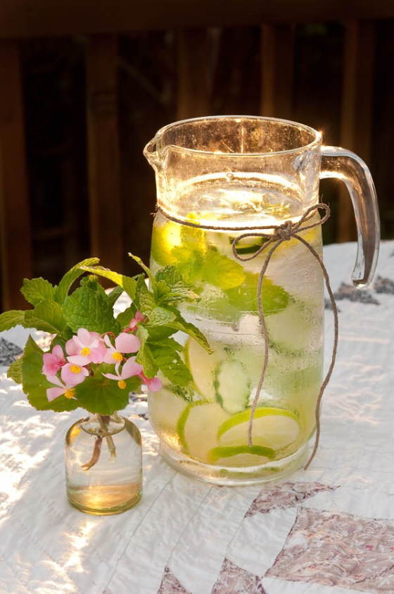 herbal-infused-water