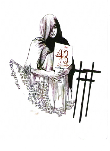 """""""Ay mis hijos"""" de Sandra Abigail Pérez González"""