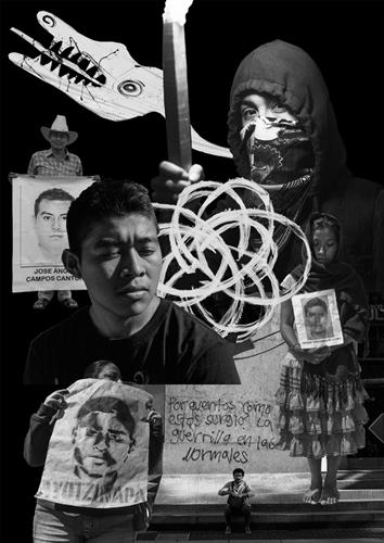 """""""Espiral de violencia"""" de Eduardo Velasco Vásquez"""