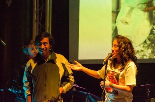 Presentación Muros Sin Fronteras con Jorge Serrano