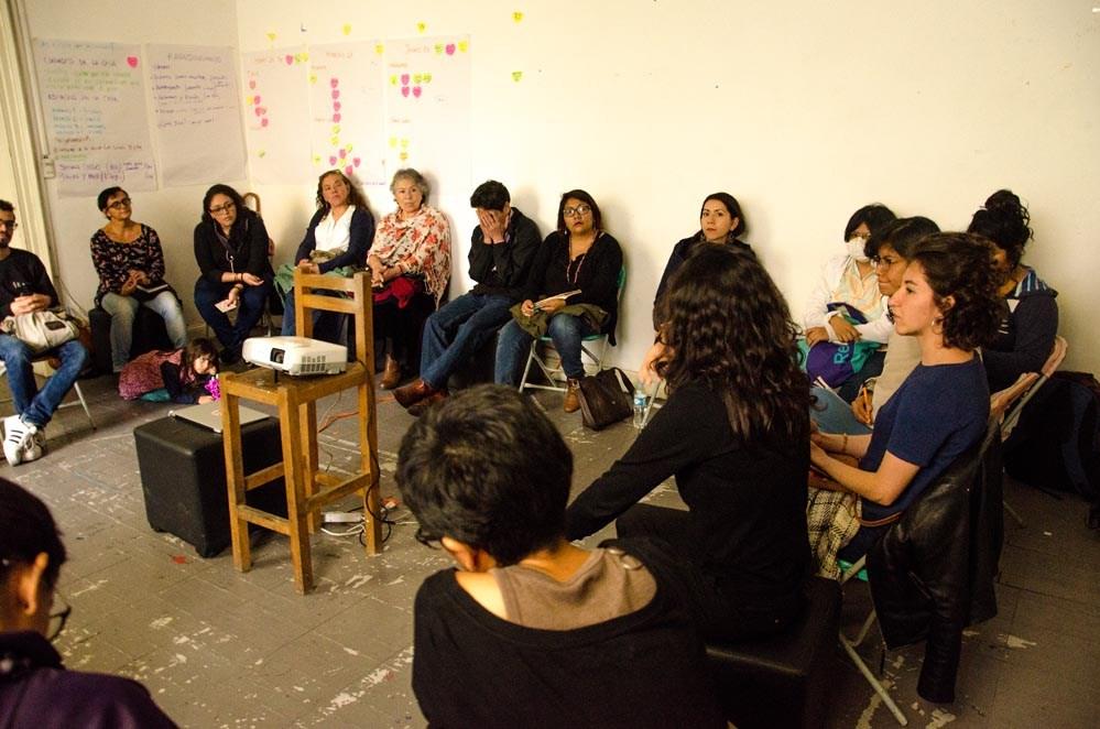 PeaceTalk ¿Cómo podemos reconstruir nuestras comunidades a través del arte?