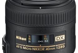 Nikon – Af-S Dx Micro-Nikkor 40Mm F/2.8G Macro