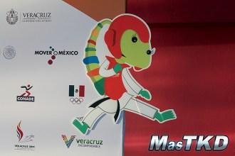 Juegos Centroamericanos y del caribe, dias previos a la competencia de Taekwondo