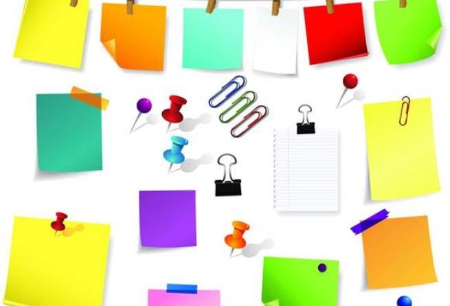 Colorful-sticky-note-vector-graphics-collection-download