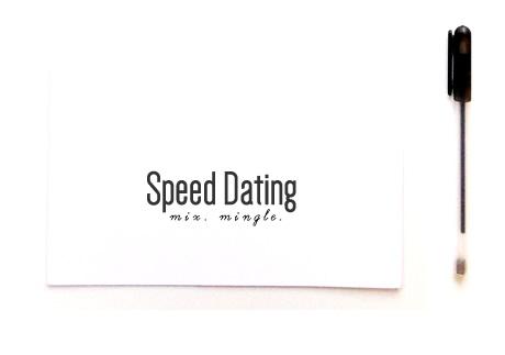 Original Speed Dating Kit