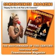 Relationship Expert Hellen Chen Featured in Consciousness Magazine