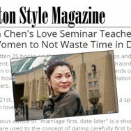 Hellen Chen's Love Seminar Teaches Men and Women to Not Waste Time in Dating – Houston Style Magazine