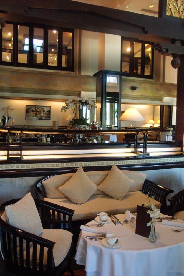 巴里島洲際飯店Club Lounge