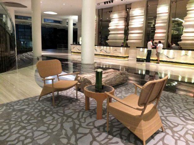 巴里島飯店The Stones Lobby