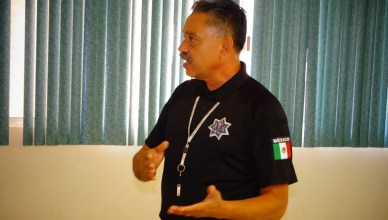 Magdaleno Zamarripa Rodriguez, policia del Estado