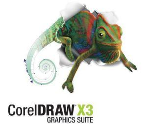Logotipo CorelDRAW X3