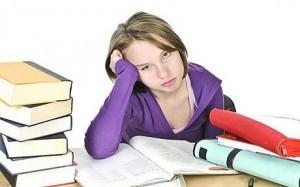 Tanulni néha nehéz