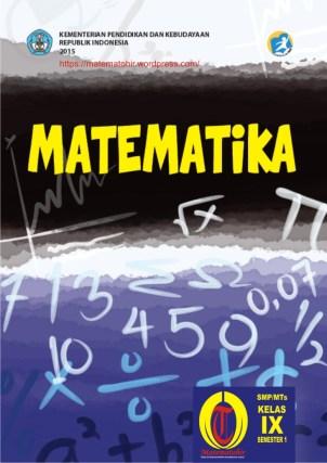 Kover Buku kelas 9
