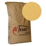 Enduit terre monocouche Akterre Caramel 25 kg