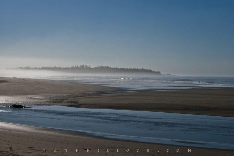 MatericLook: BeachMorning1 by Francesco Perratone, Canada Photography and Art