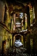 MatericLook: CollapsedCorridors0 by Francesco Perratone