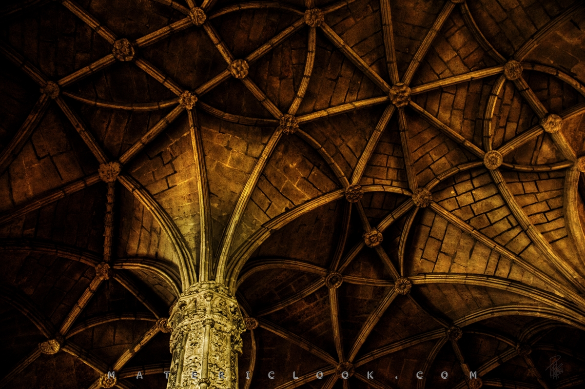 MatericLook: WebCeiling by Francesco Perratone