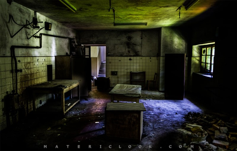 MatericLook: The Kitchen 00 by Francesco Perratone, Art, Urbex, Photography WIP