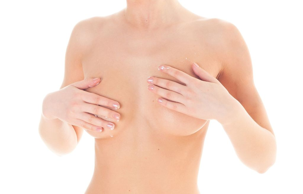 Signos de desarrollo de los senos Muy Fitness