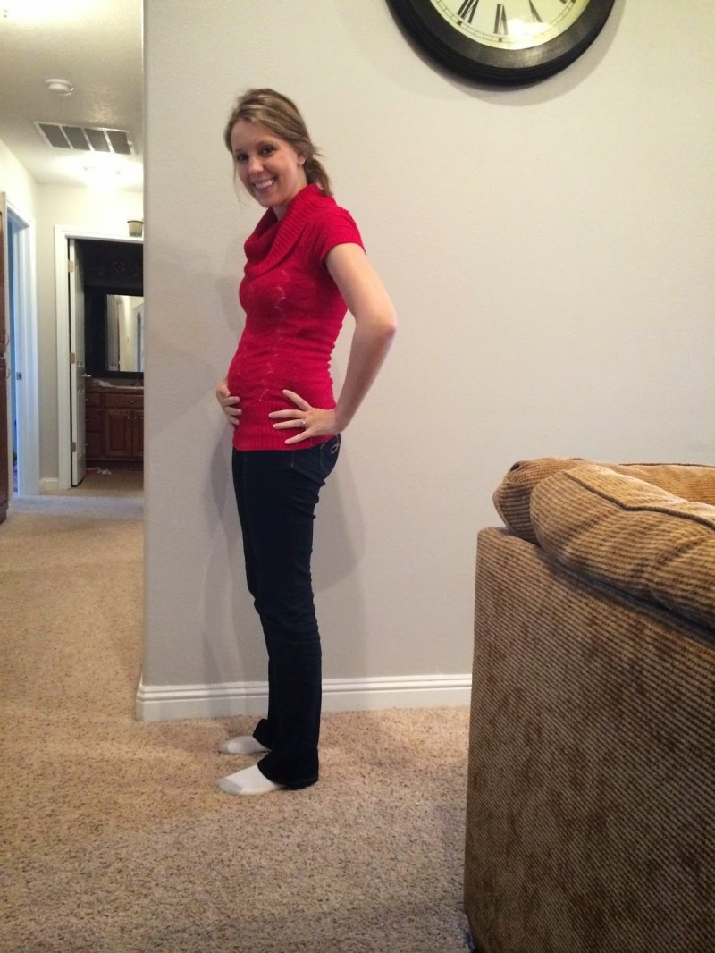 Large Of Pregnant At 17