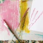 Lately: Monoprint Workshop, Haworth & Holiday