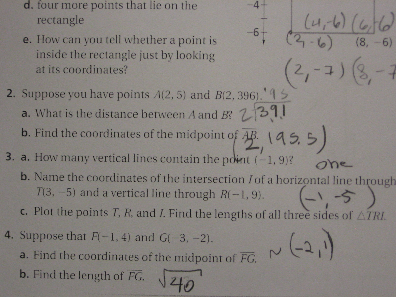 how to find midpoint in statistics
