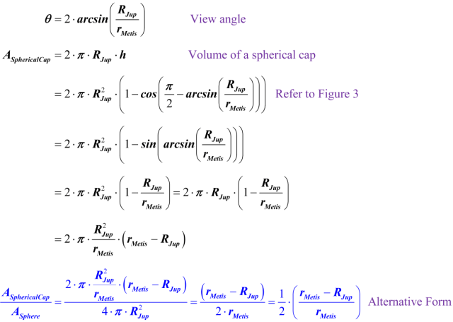 Figure 6: Alternative Form of the Percentage Viewable Formula.
