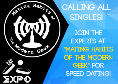 Dating habits of the modern geek