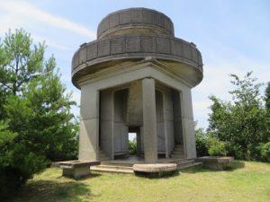 神角寺展望の丘