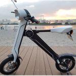 scootman(スクートマン)折りたたみ式で公道を走れる電動スクーターの購入先と値段は?