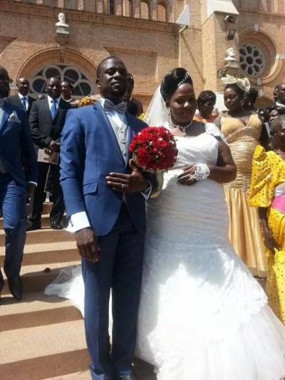 Pastor bugembe wedding