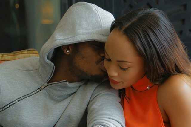 Though Diamond Was Once Criticised By His Fans For Settling Down With An Older Woman He Has Time Proved That Love Conquers Everything