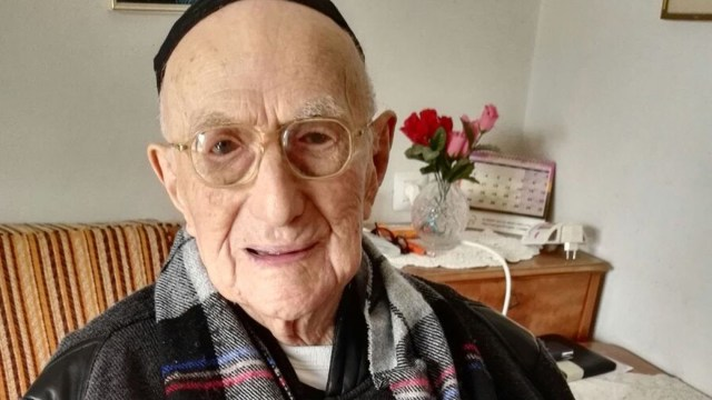 113 year old Ysreal is the world's verified oldest living man.