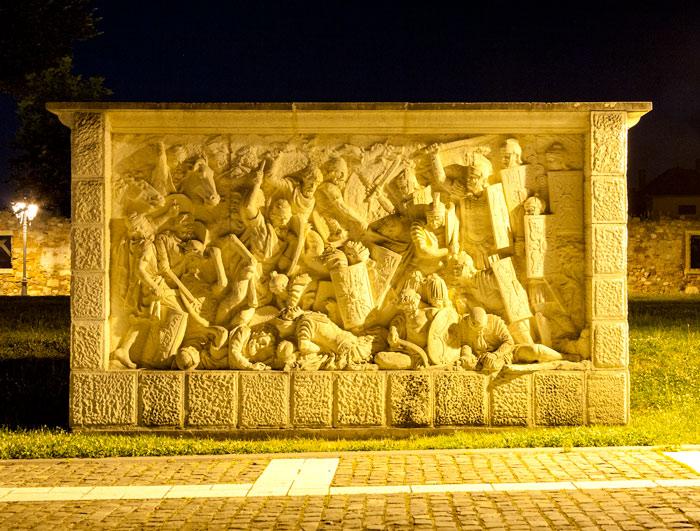 Latinitatea românilor este onorată la Alba Iulia