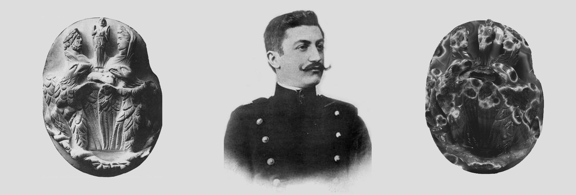Constantin Orghidan şi Marea Camee a României.