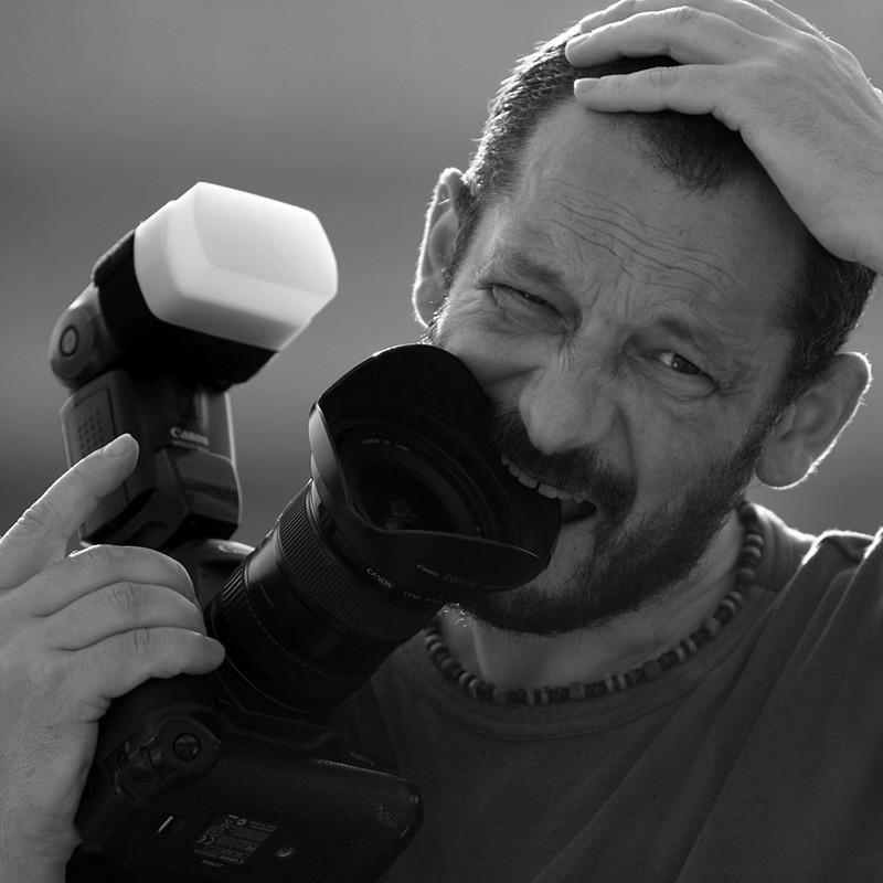 Dan Beșliu, fondatorul Școlii de Fotografie Freelancer Foto: arhiva personală