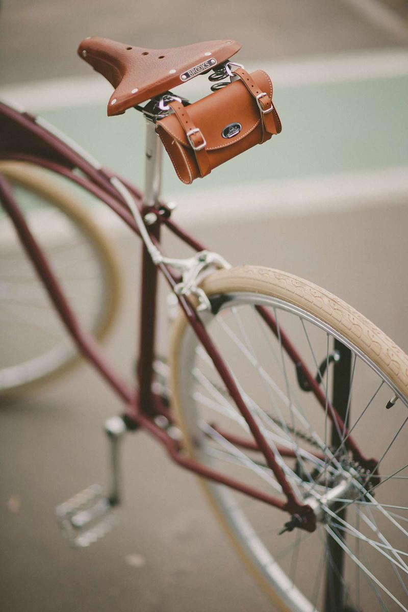 Bicicletă construită în atelierul Bicicle TeMe