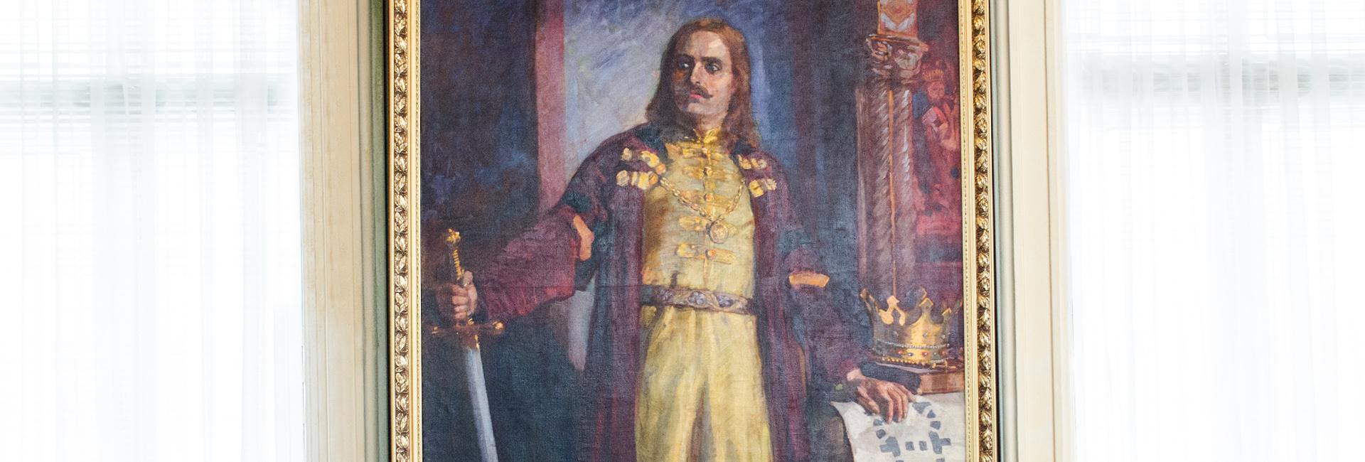 simbolism voievodal Basarabia Matricea Romaneasca