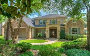 Property for sale at 31 Stonecroft Place, Spring,  Texas 77381